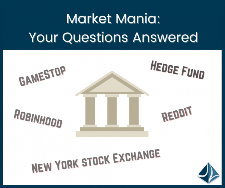 GameStop, Reddit, and Market Mania