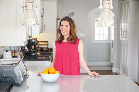 Nutritionist's Passion for Healthy Eating Inspires New Business