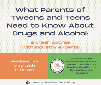 What Parents of Tweens and Needs Need to Know about Drugs and Alcohol: a crash course with industry experts