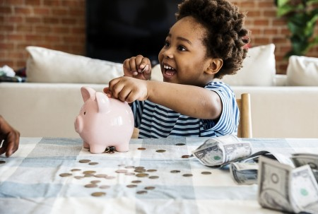 Build Good Money Habits in Your Children