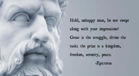 Practicing Stoicism in Wealth Management